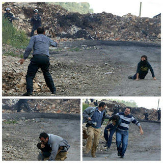astaqfirullah penjajah yahudi menembak bocah palestina dari jarak dekat
