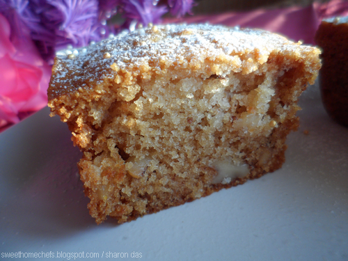 Eggless Honey Cake Recipe Microwave