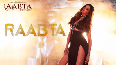 raabta video Deepika Padukone