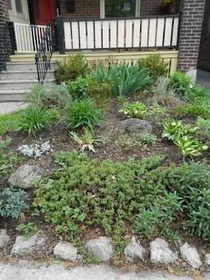 Monarch Park garden cleanup after by Paul Jung Gardening Services Toronto