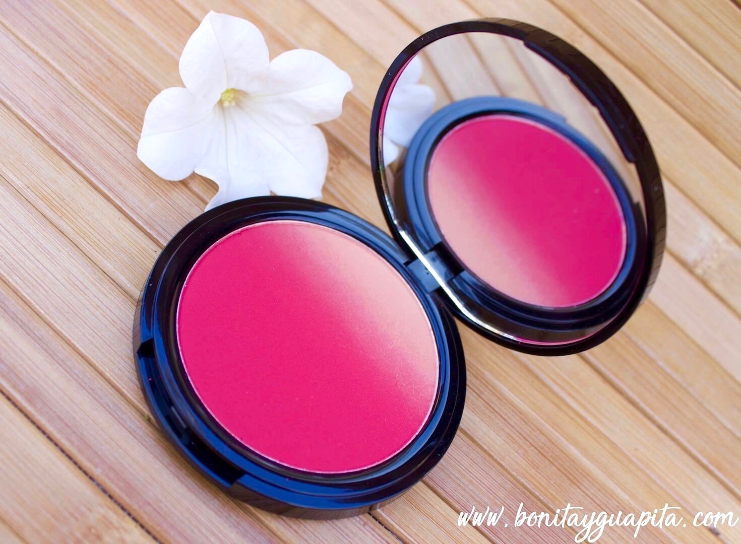 insta flame colorete ombre blush nyx