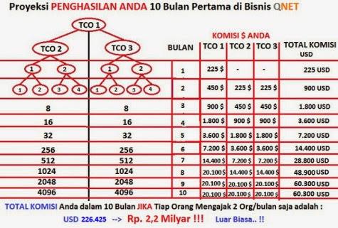 Image result for Bisnis QNET
