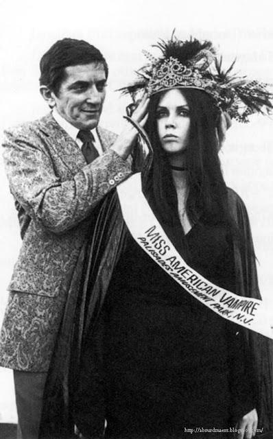 Miss American Vampire c. 1970