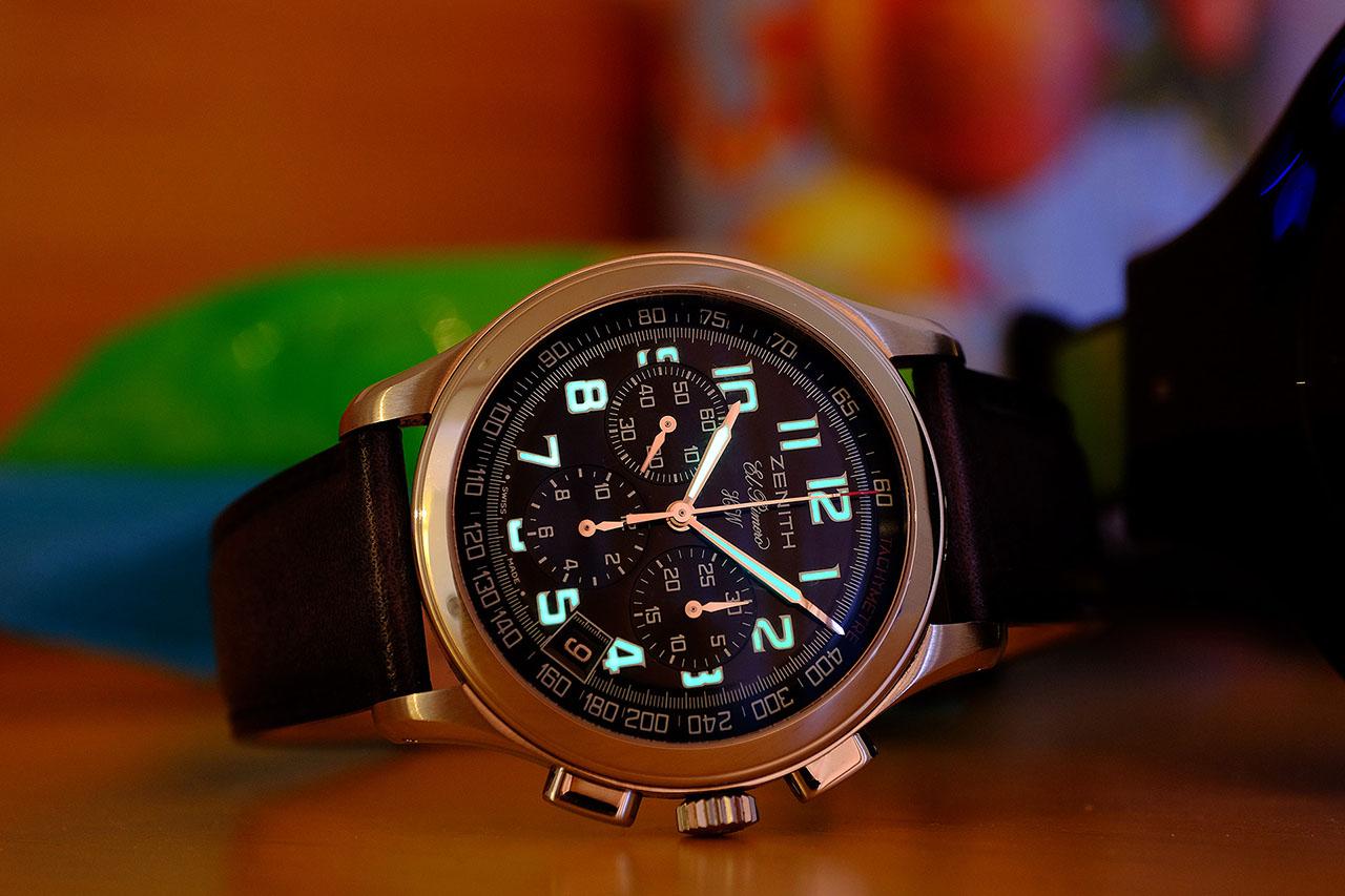 H2KA Watches FS Zenith El Primero HW SOLD