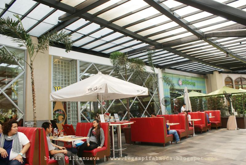 Ladies Brunch: Mr. Jones Restaurant at Greenbelt 5