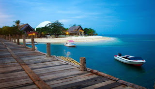 resort pulau umang