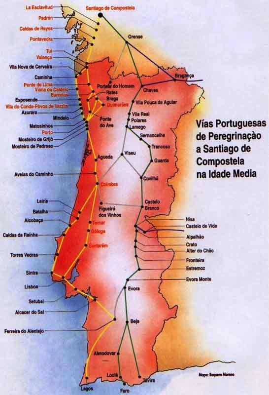 mapa de portugal 2014 Mapas: Mapas de Portugal mapa de portugal 2014