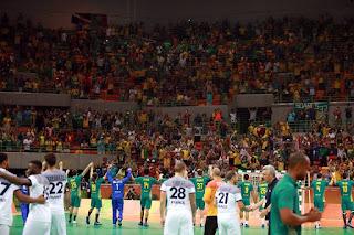 Brasil vs Francia en Río 2016