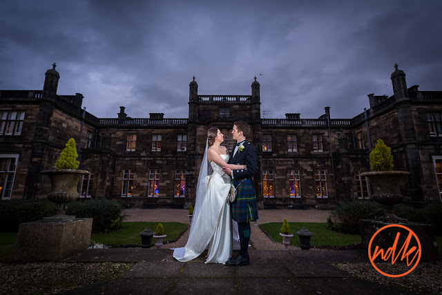 Mar Hall Hotel Wedding Photography