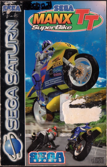 Sega Manx TT Superbike Game free download