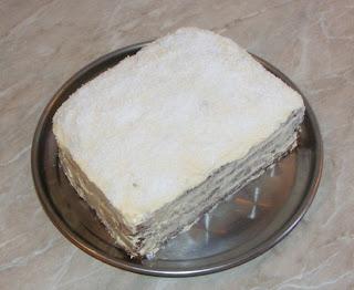 Preparare prajitura tort de casa in straturi reteta,