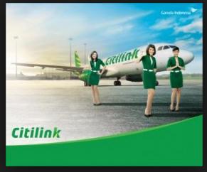 Informasi Lowongan Kerja BUMN Terbaru Management Trainee - PT Citilink Indonesia (PT Garuda Indonesia Group)