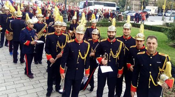 """Ήγουμενίτσα: """"Κέδρισε την παράσταση"""" η Φιλαρμονική Ηγ/τσας στο 8ο Διεθνές Φεστιβάλ χορωδιών & ορχηστρών"""