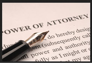 limited power of attorney nj