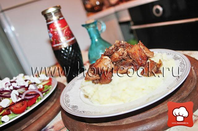 рецепт приготовления курицы в гранатовом соусе