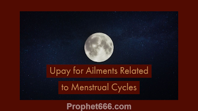 Hindu Astrology Totke for Ailments Related to Menstrual Cycles