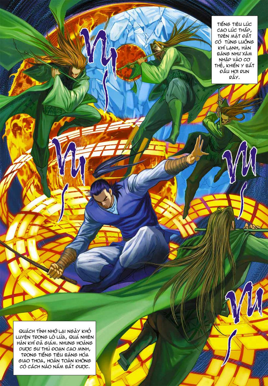 Anh Hùng Xạ Điêu anh hùng xạ đêu chap 47 trang 11