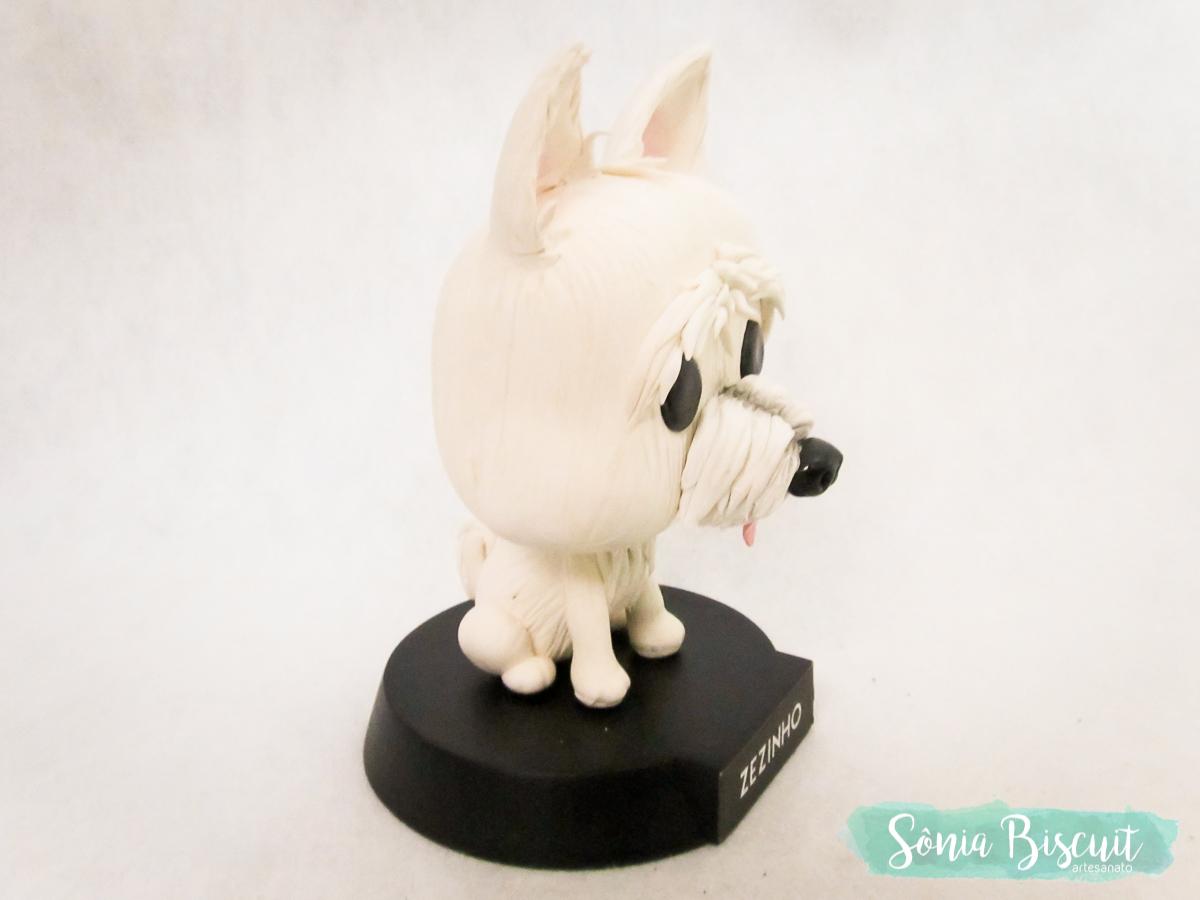Biscuit, Sonia Biscuit, Funko, Personalizado, Cachorro, Cachorrinho