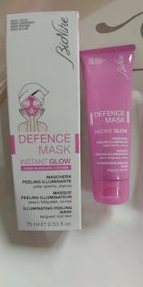 BioNIke Defence Mask Insta Glow Maschera Illuminante
