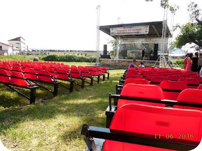 scena festivalului