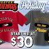 Red Wings Holiday Packs on sale now