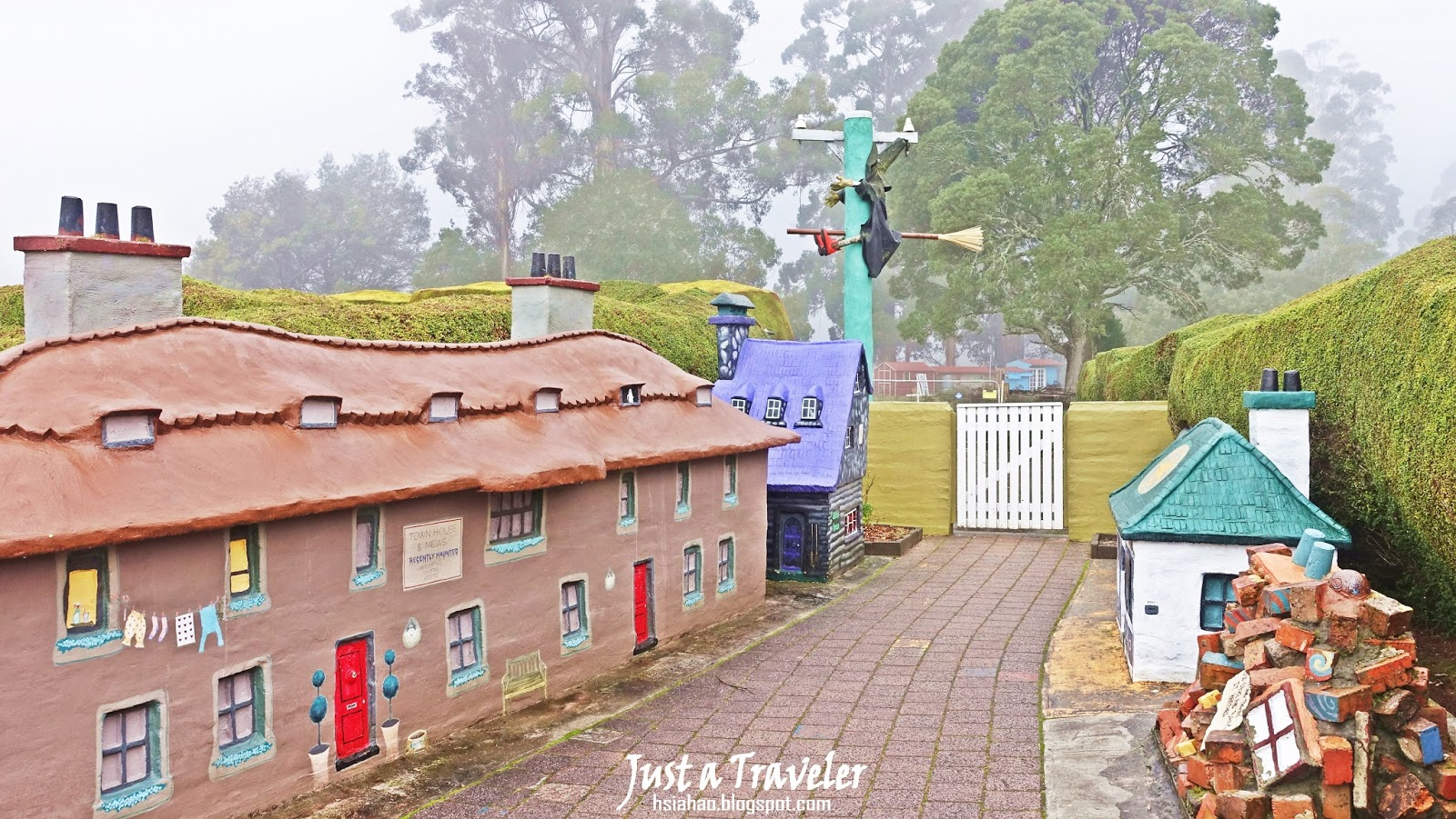 塔斯馬尼亞-景點-推薦-小人國村-旅遊-自由行-澳洲-Tasmania-Tasmazia-Village-Of-Lower-Crackpot