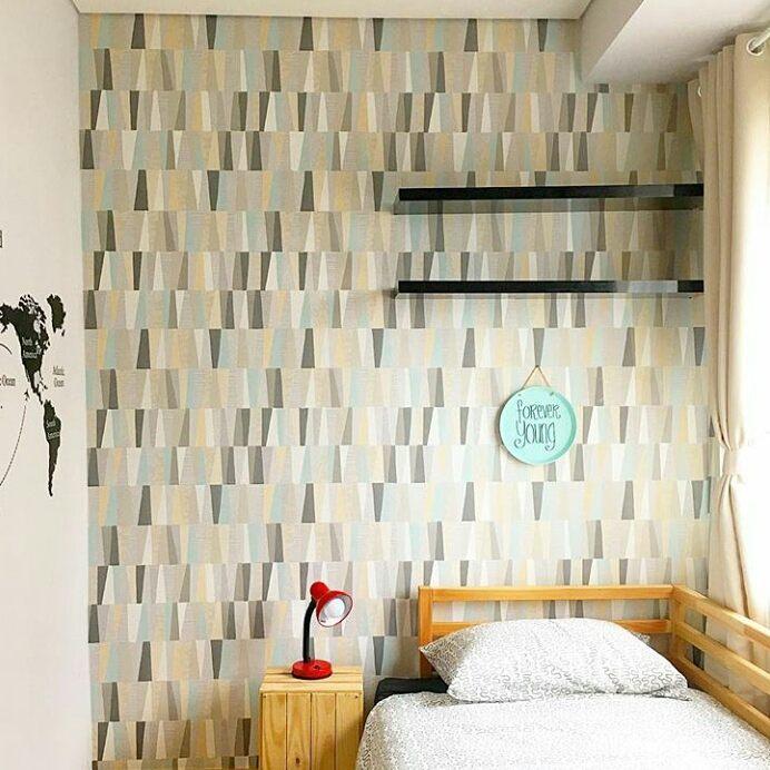 wallpaper dinding dekorasi impian anda di semarang : wallpaper