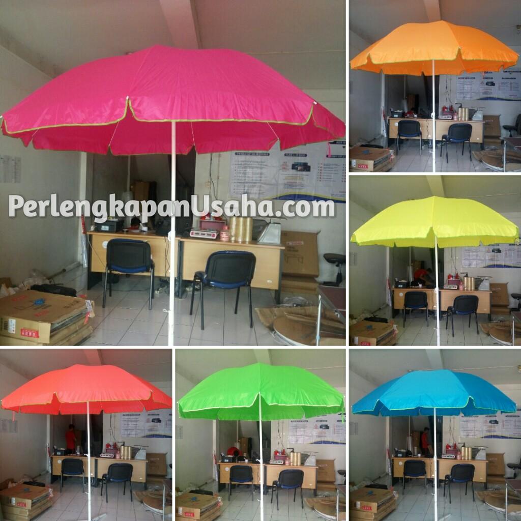 Payung Pantai Taman Cafe Cek Harga Terkini Dan Tenda Pelangi Lapak An Dagang Kaki Lima Pkl Stand Diameter 230cm 2lapis Bandung Parasol