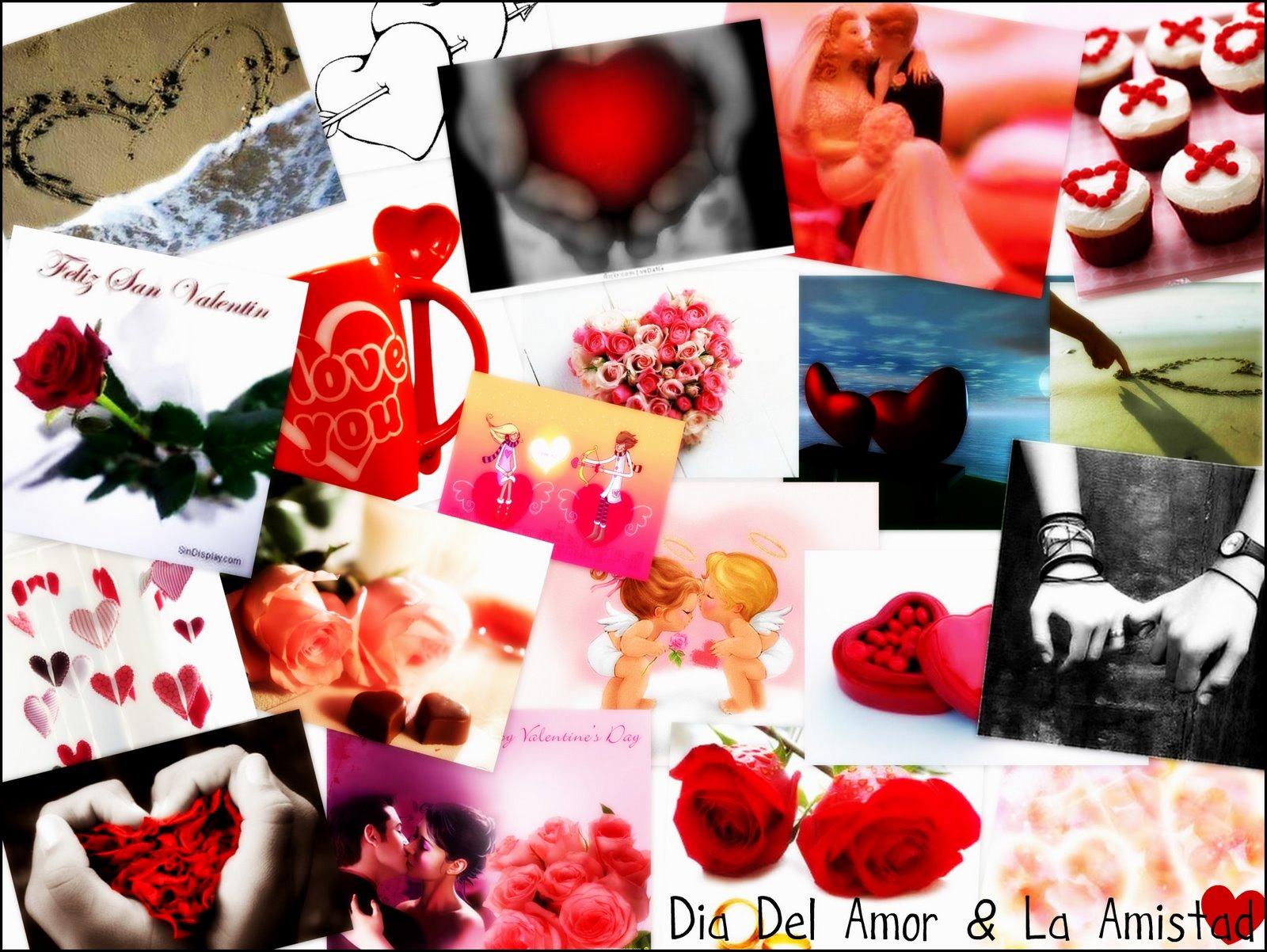 Tecnologia e Informatica: Collage Del Dia Del Amor & La