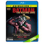 Batman The Killing Joke (2016) BRRip 720p Audio Dual Latino-Ingles