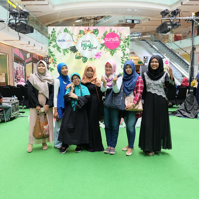 Sunsilk hijab hunt 2018