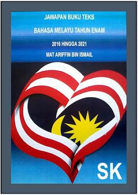 Buku Panduan Jawapan Bahasa Melayu Tahun 6 SK