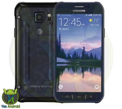 Update Galaxy S6 Active SM-G890A G890AUCU3BOJE Android 5.1.1