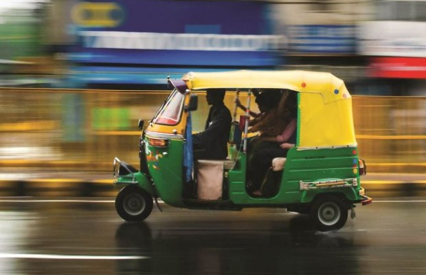 Uber Suspends Its Auto-Rickshaw Service