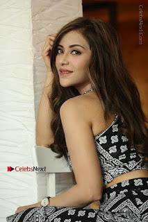 Telugu Actress Angela Krislinzki Latest Pos in Short Dress  0127.JPG