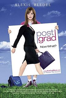 Sinopsis Film Post Grad (2009)