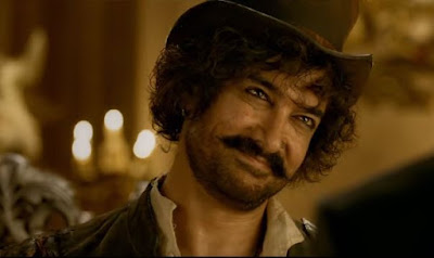 Thugs of Hindostan Aamir Khan Looks, Images, Pictures