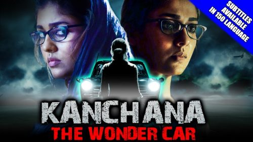 Kanchana The Wonder Car 2018 HDRip 350MB Hindi Dubbed 480p Watch Online Full Movie Download bolly4u
