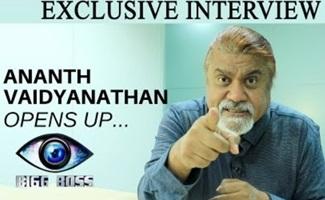 Bigg Boss 2 Tamil Controversy | Ananth Vaidyanathan Opens Up On Ponnambalam