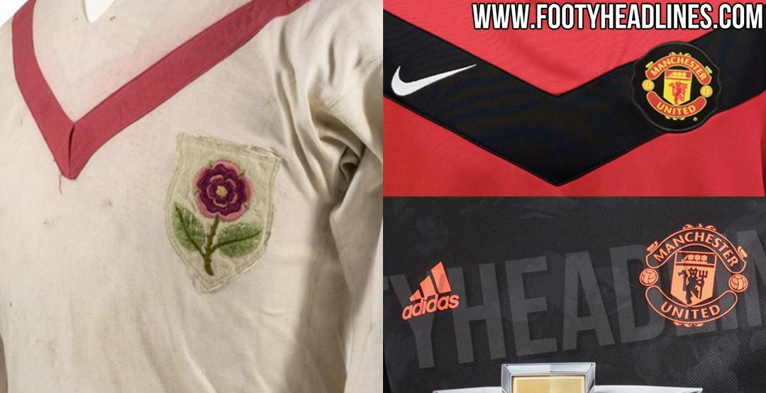 the latest 31b01 4452f Taken As Kit Inspiration From Adidas & Nike | Manchester ...