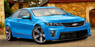 2018 Chevrolet Monte Carlo SS- Features & Specs