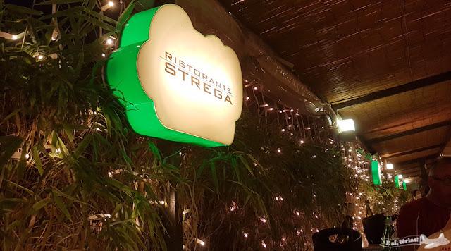 Restaurante Strega, Roma, Itália