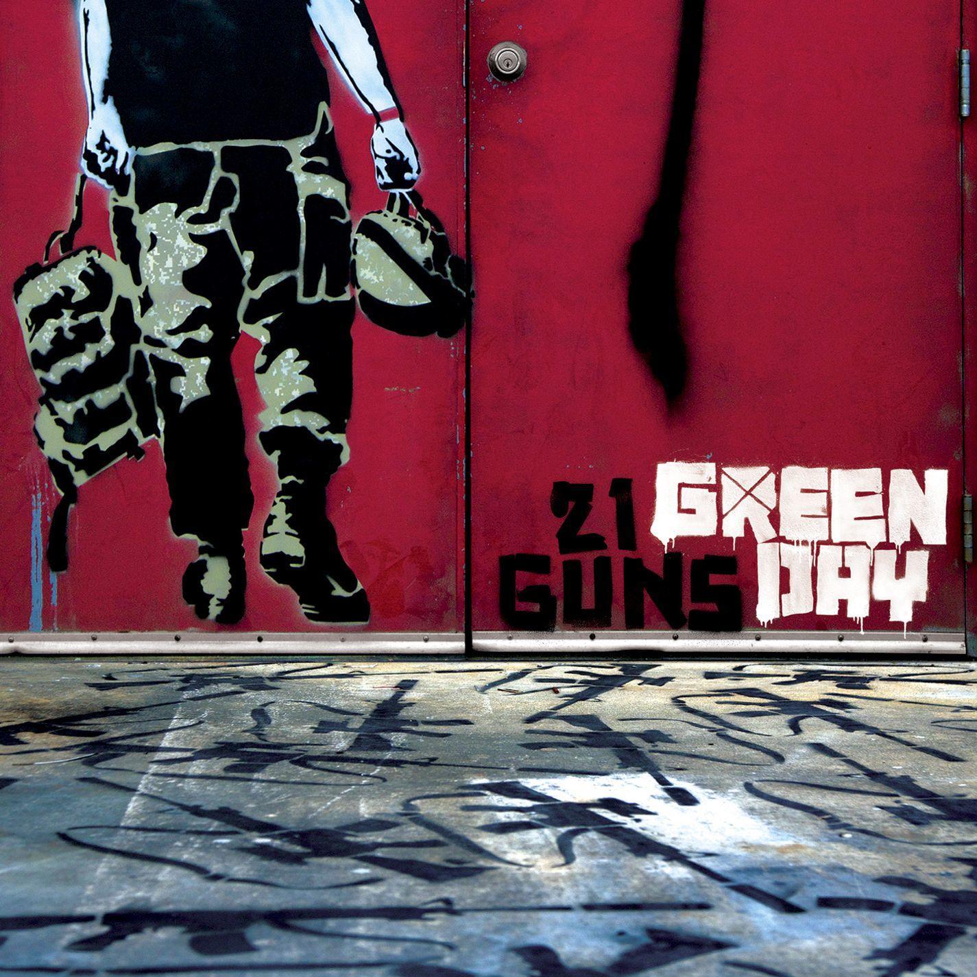 torrent 21 guns green day
