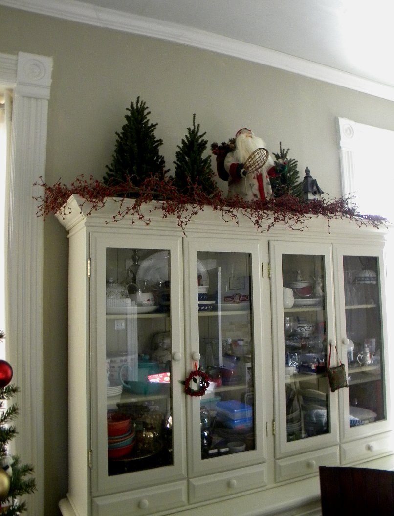 Art, Crafts and Decor by 58 Cherries: Cottage Christmas Decor 2011