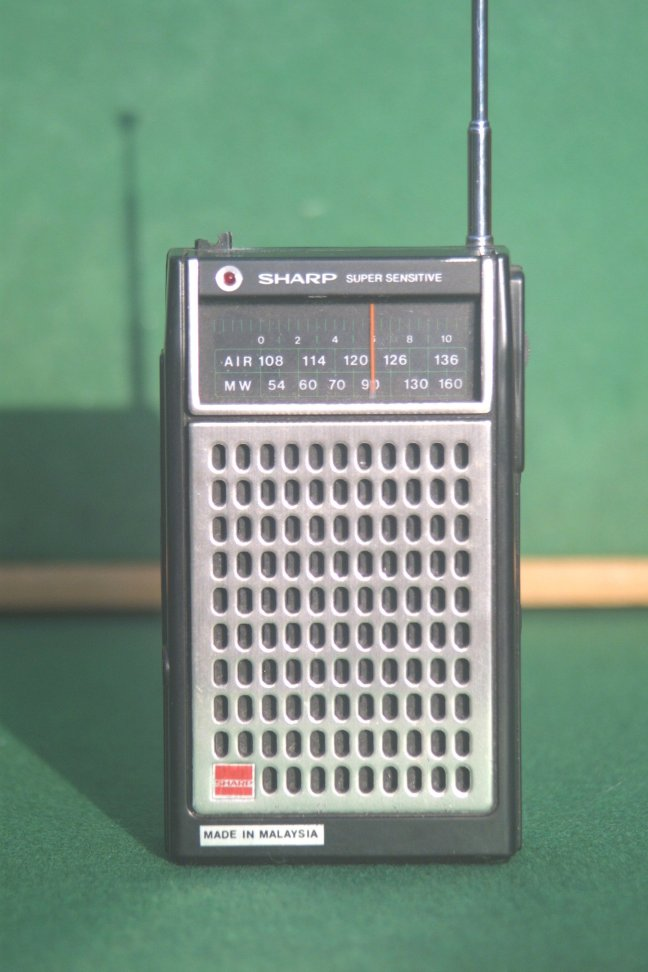 Airband Radio & Aviation Enthusiasts Blog: My Early Airband