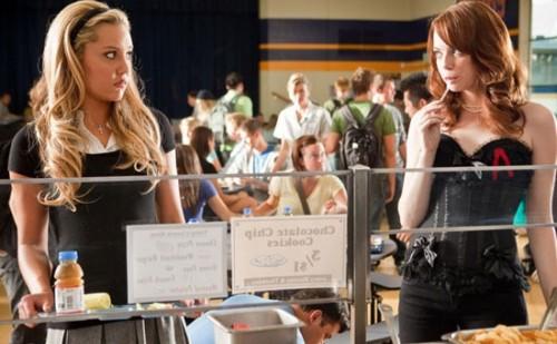 Amanda Bynes e Emma Stone | A Mentira - 2010 | Blog #tas