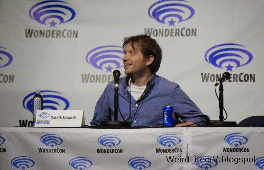 Godzilla director Gareth Edwards
