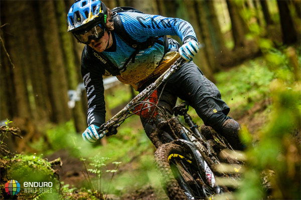 2015 Enduro World Series: Tweedlove, Scotland - Day 2 Highlights - Joe Barnes