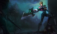 Crimson Elite Riven Skin
