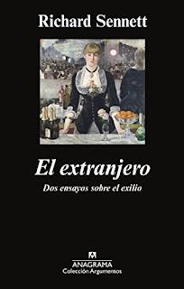 """El extranjero"" - Richard Sennett"